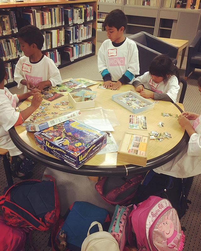 Flashback to when our students took a field trip to the Deaf Services Branch of the San Francisco Public Library. After attending a Sign Language read aloud, students were rewarded for their good behavior with some coloring time and a trip to Parque Niño's Unidos. As with every field trip, Jamestown is intentional about making every excursion a fun, educational experience to expand our students horizons. #fbf #phoenixbeacons #sanfrancisco #latinoeducation #missiondistrict