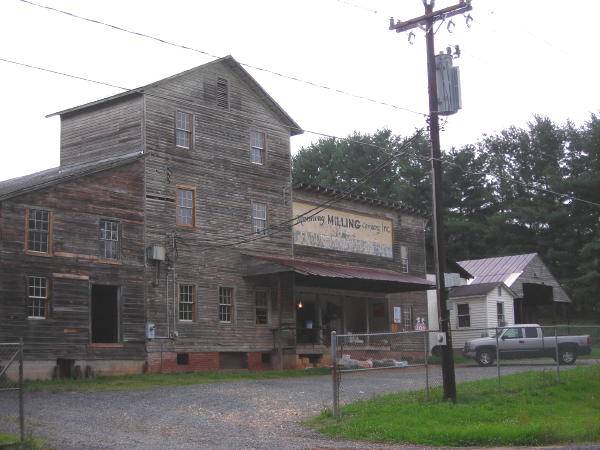 Reference Photo of the same building, looking the opposite direction