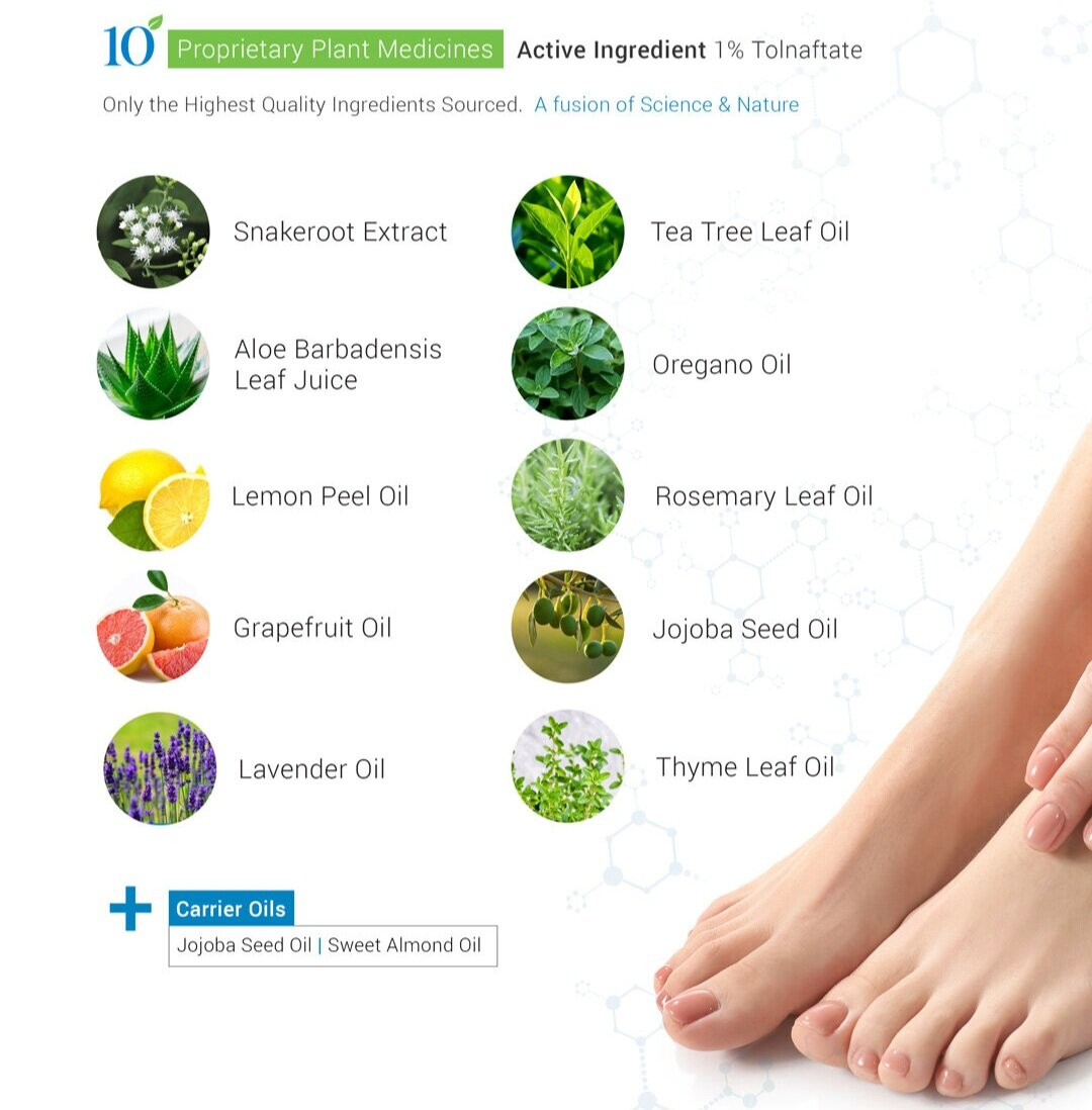 Toenail Antifungal Solution | 10