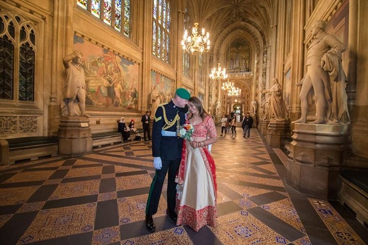 Flowers by Creative Rally | Venue:Palace of Westminster