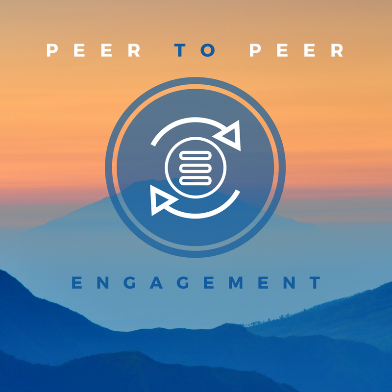 Peer to Peer Engagement