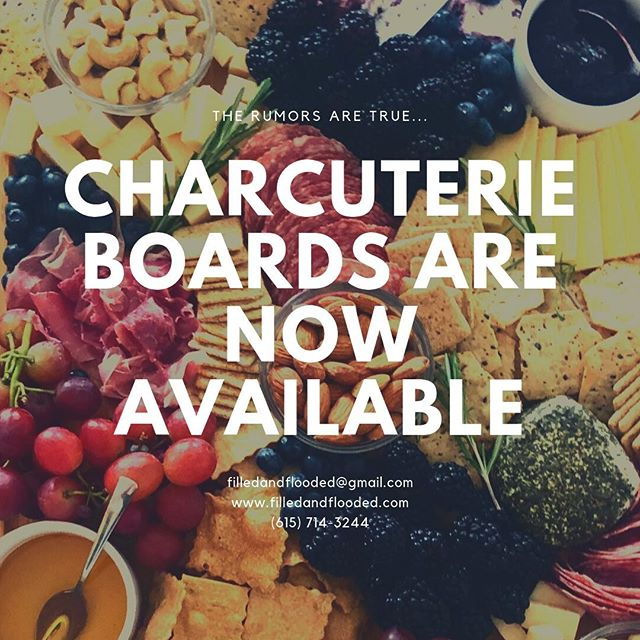 That's right, folks! Now offering #charcuterie boards in the #RDU area! Email me or contact via my website if you're in need of a boujie instagram-worthy charcuterie board. . . . #charcuterieboard #instagramcharcuterie #raleigh #raleighnc #durham #durhamnc #raleighcharcuterie #durhamcharcuterie. #nowavailable #instaworthy #instagramfoodie #chefschoice #tastemade #tasty #buzzfeast