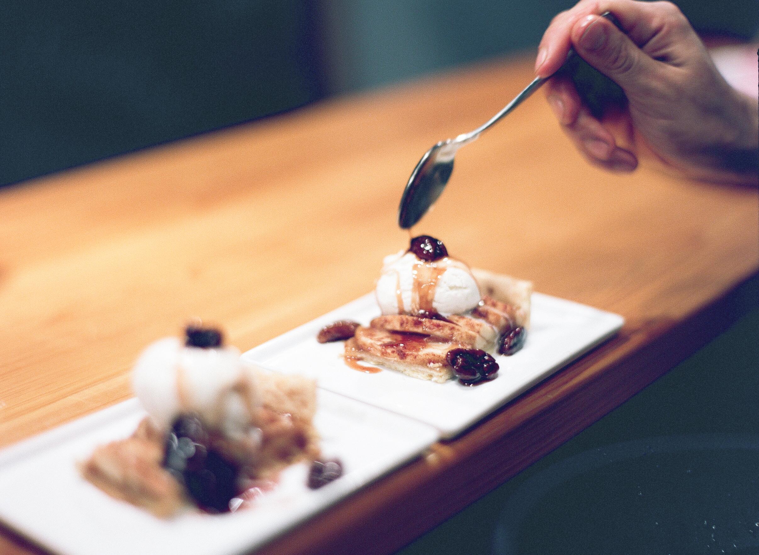 Homespun ATL Dessert