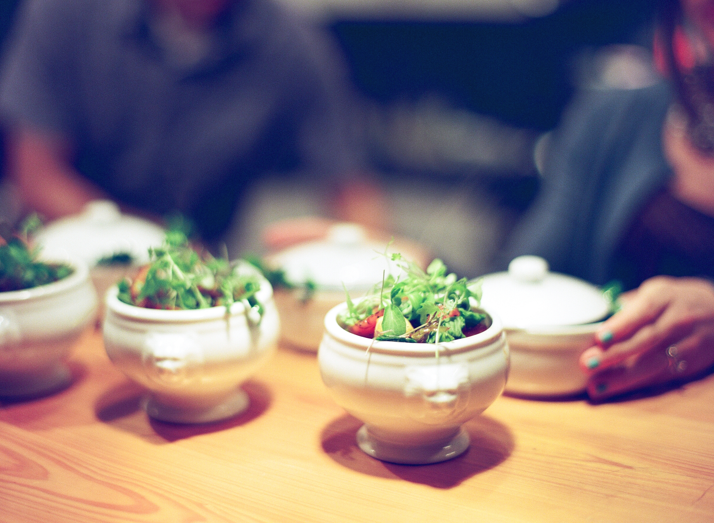 Homespun ATL Private Chef Gatherings