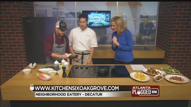 Kitchen Six on Atlanta Plugged In