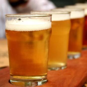 Beer Dinner at Kitchen Six with Arches Brewing