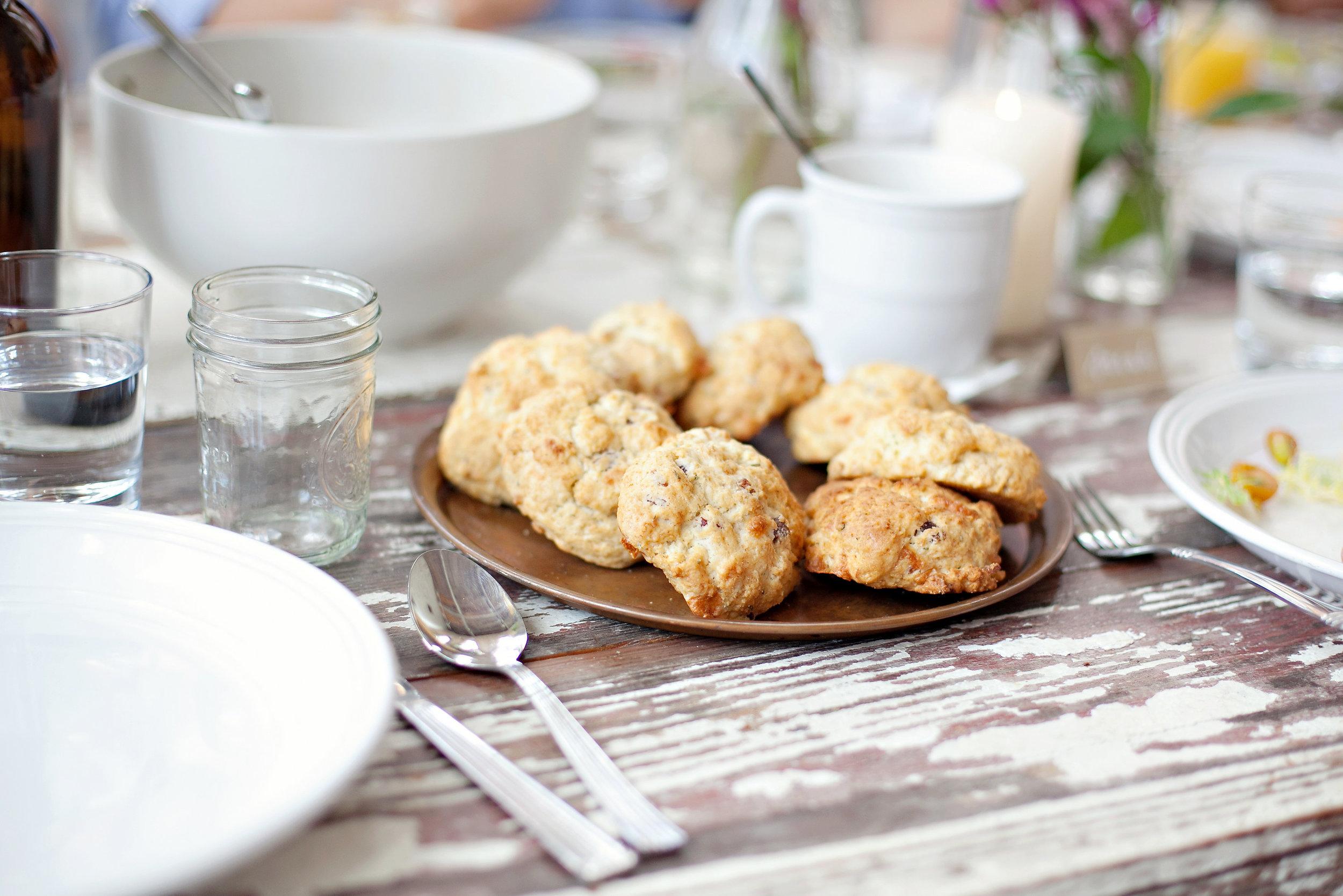 Kitchen SIx Mother's Day Brunch   Biscuits by Homespun ATL   Atlanta, GA