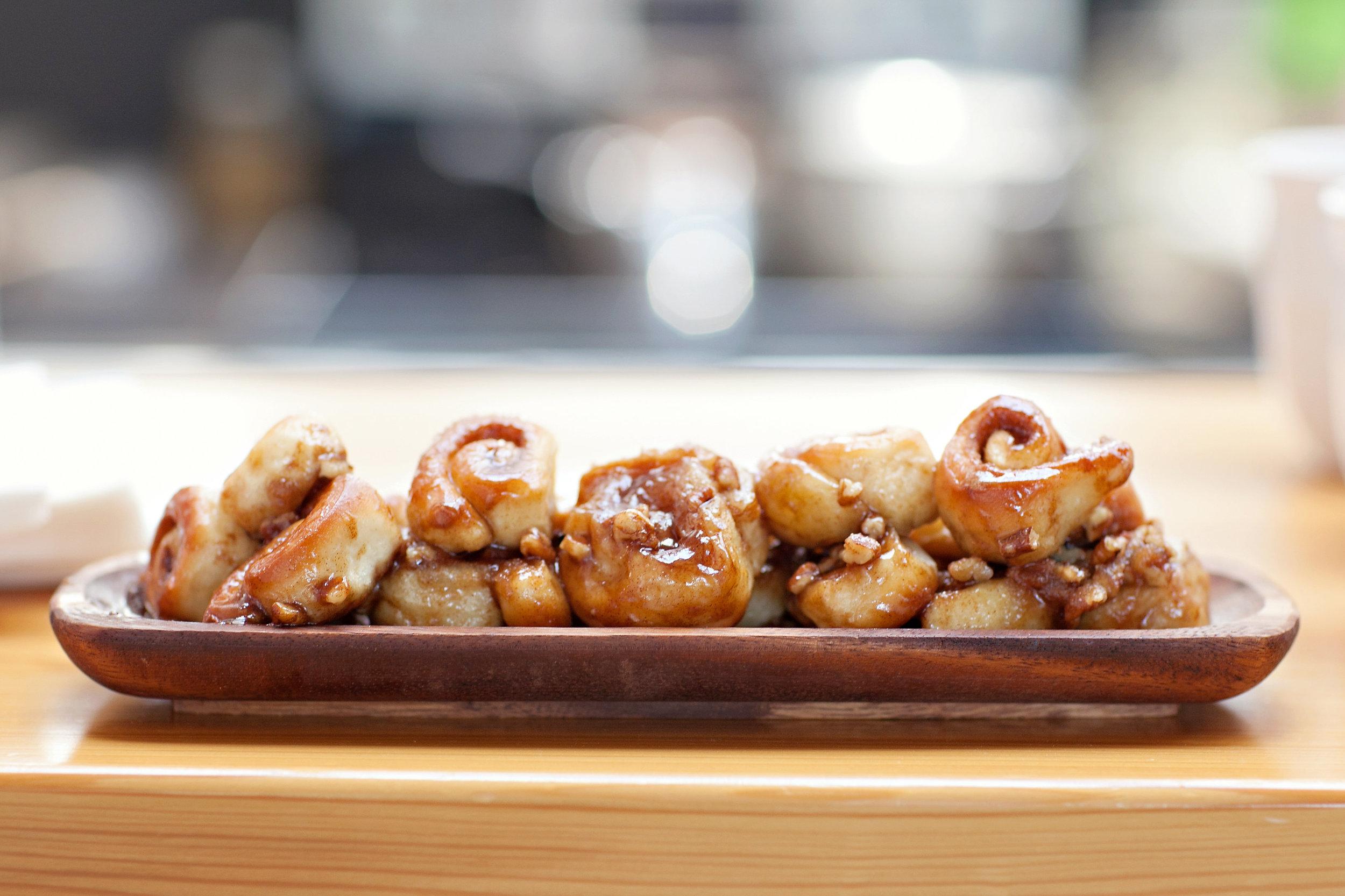 Sticky Buns | Kitchen SIx Oak Grove Atlanta Ga Restaurant Brunch