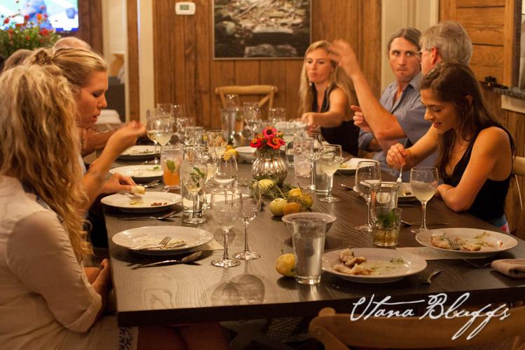 Utana Bluffs Social Dinner| Ellijay Georgia-4.jpg