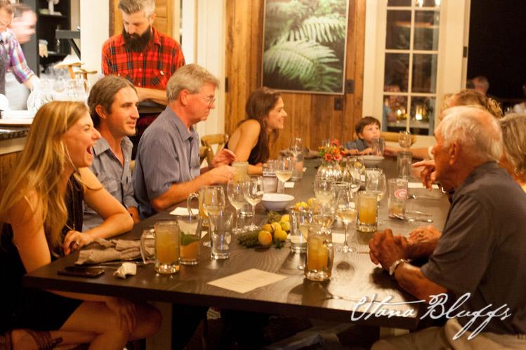 Utana Bluffs Social Dinner| Ellijay Georgia-5.jpg
