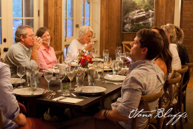 Utana Bluffs Social Dinner| Ellijay Georgia-12.jpg