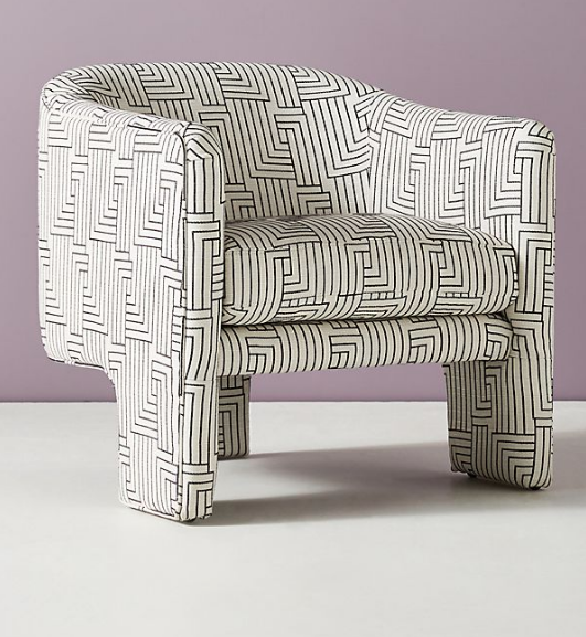 $798 - Effie Chair, Anthropologie