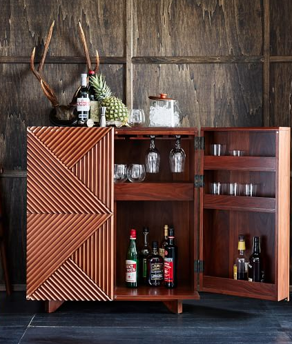 $1,299 - Rosanna Ceravolo Bar Cabinet, West Elm