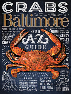 BALTIMORE MAGAZINE: JULY 19'