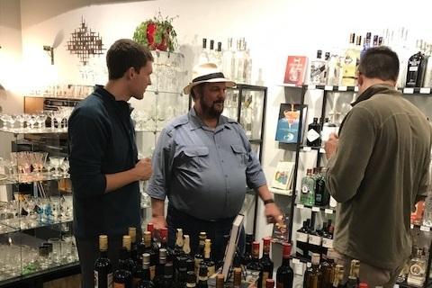Dave Pickerell - Master Distiller