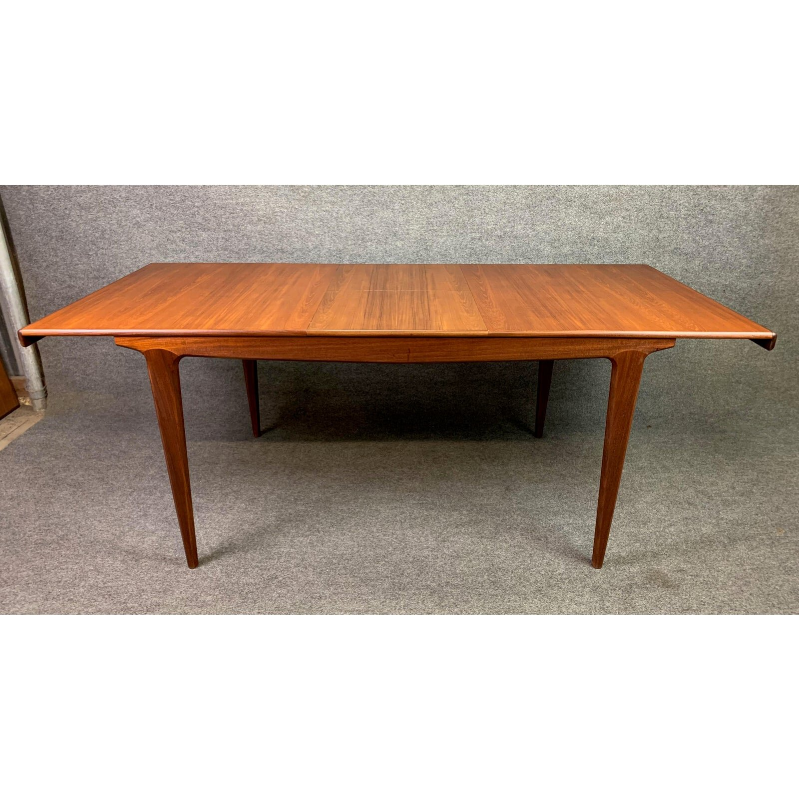 Vintage British Mid Century Modern Teak Dining Table By John Herbert For A Younger Ltd Aymerick Modern