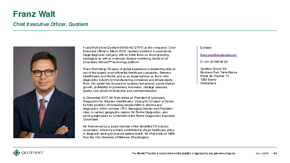 Quotient Limited (QTNT) Investor Day Presentation March 4, 2019_Page_44.png