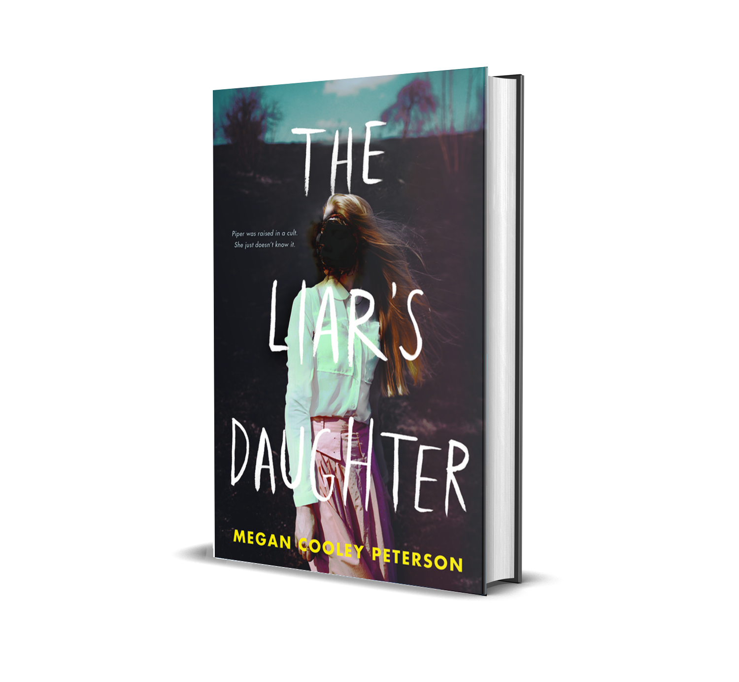 "The liar's daughter - In stores and online now!""A rich, layered, and unflinching narrative of love, loss, and the struggle to become whole once again."
