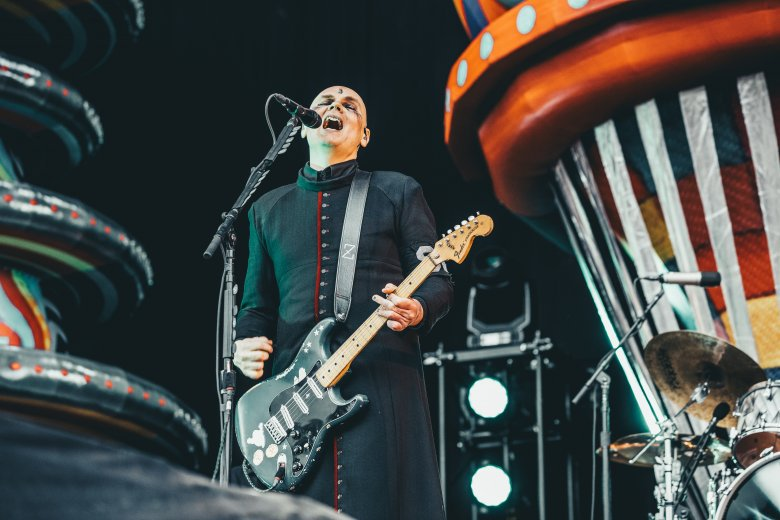 Smashing Pumpkins © 2019 Abbie Shipperley c/o Download