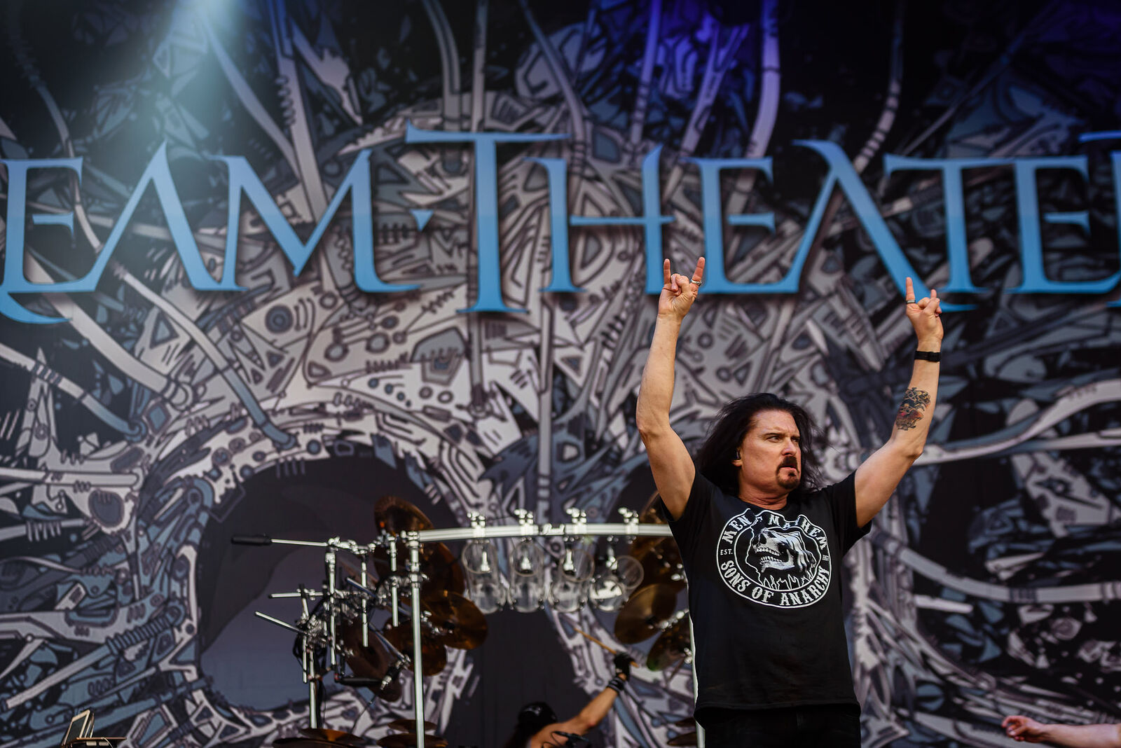 Dream Theater © 2019 David Dillon c/o Download