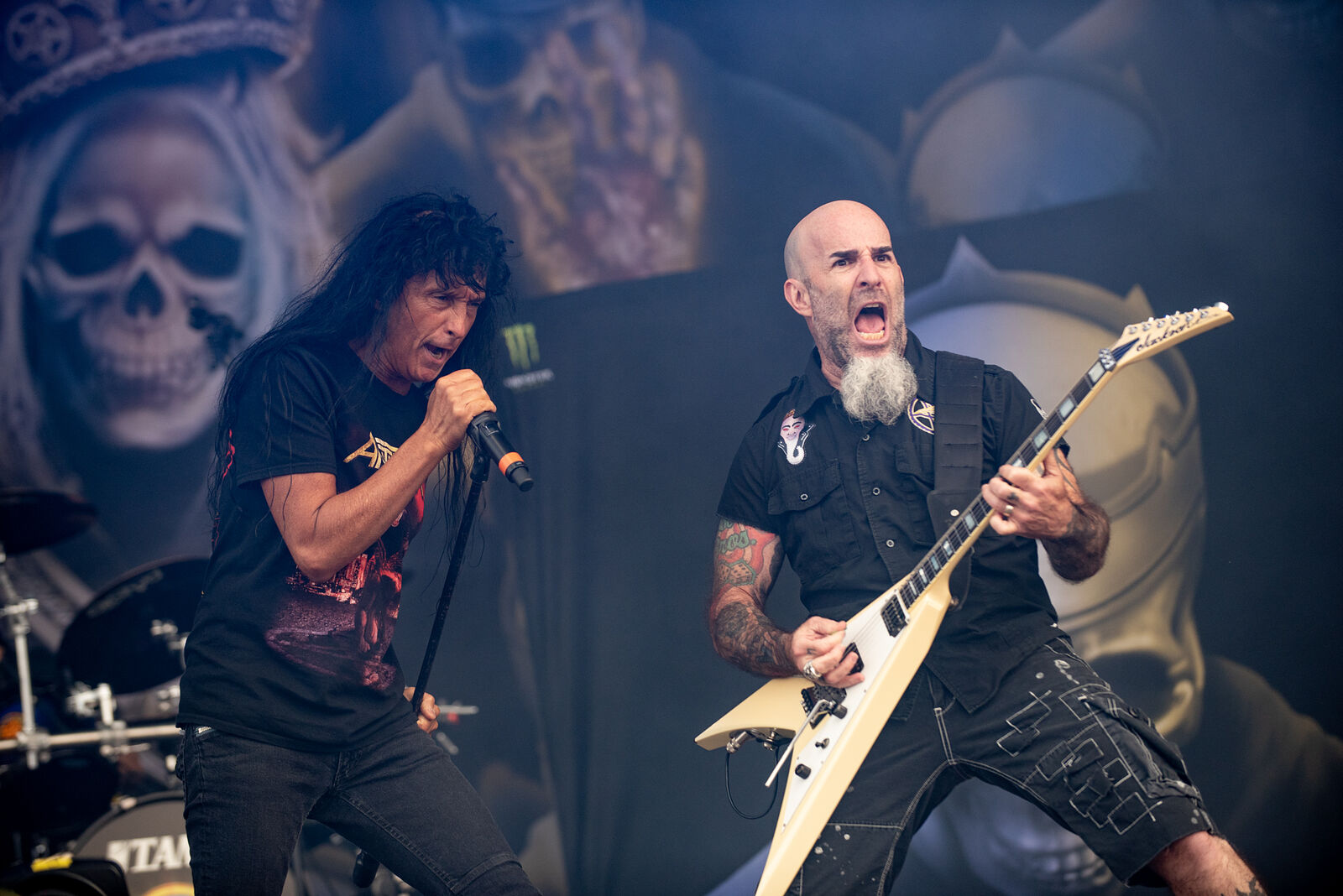 Anthrax © 2019 Matthew Higgs c/o Download