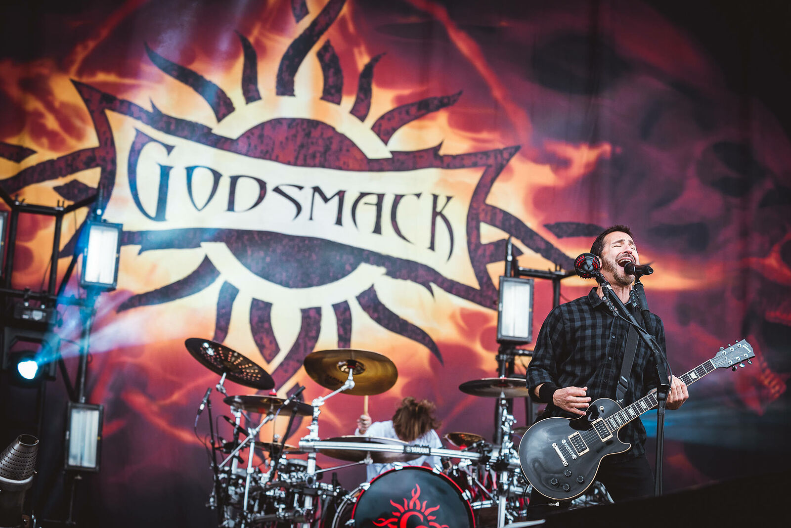 Godsmack © 2019 James Bridle c/o Download