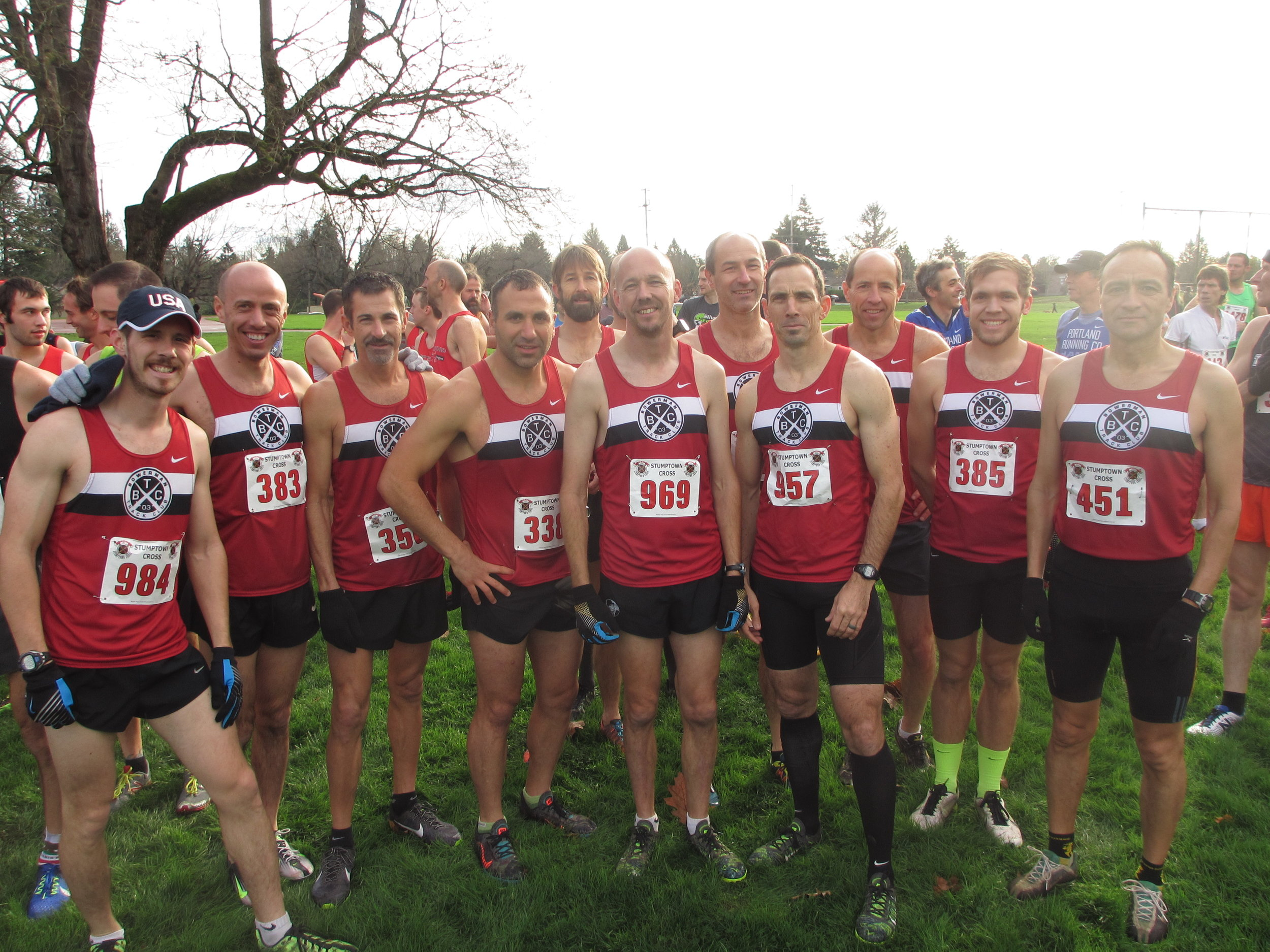 BTC Men - Fernhill 10k