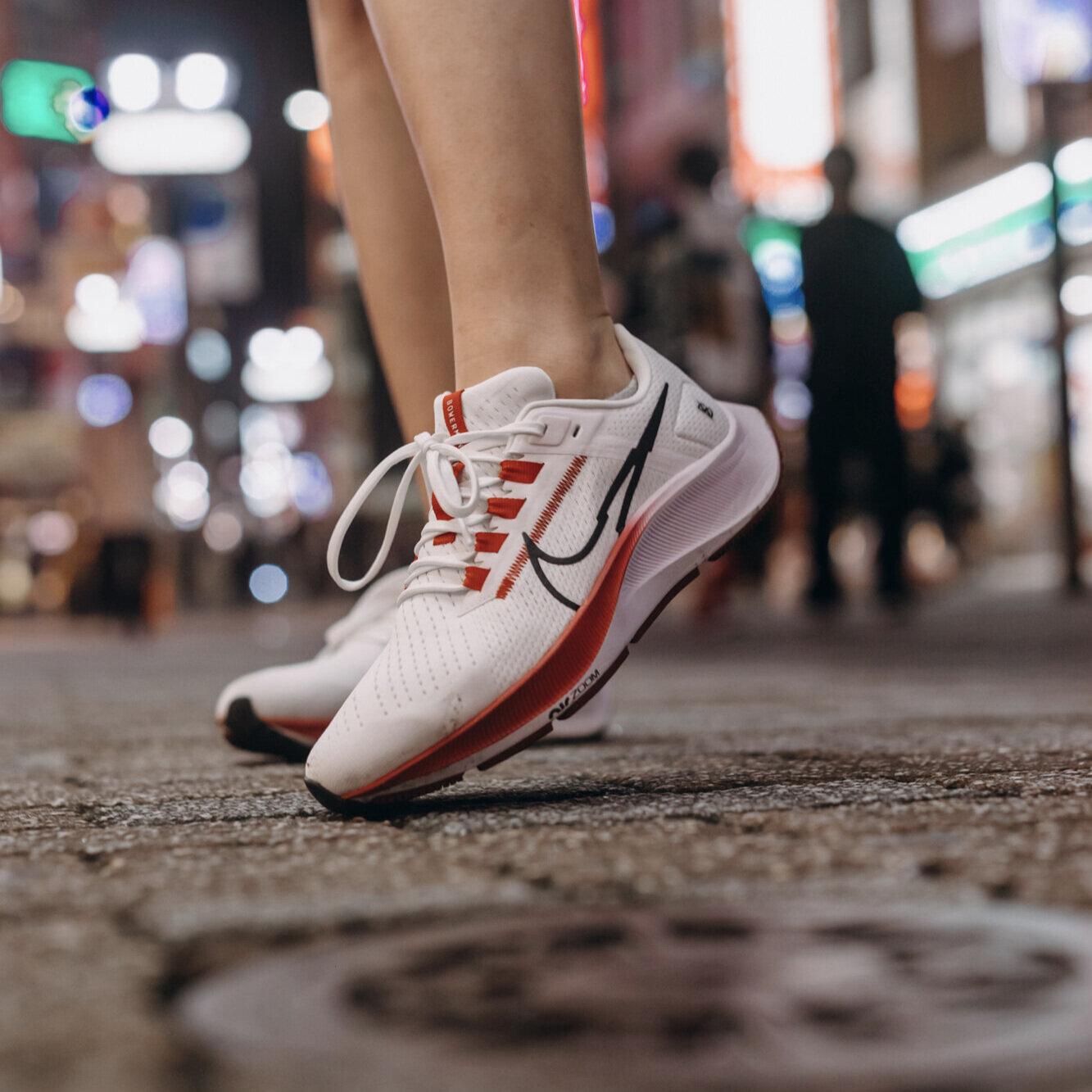 Women's BTC Nike Air Zoom Pegasus 38 — BowermanTC
