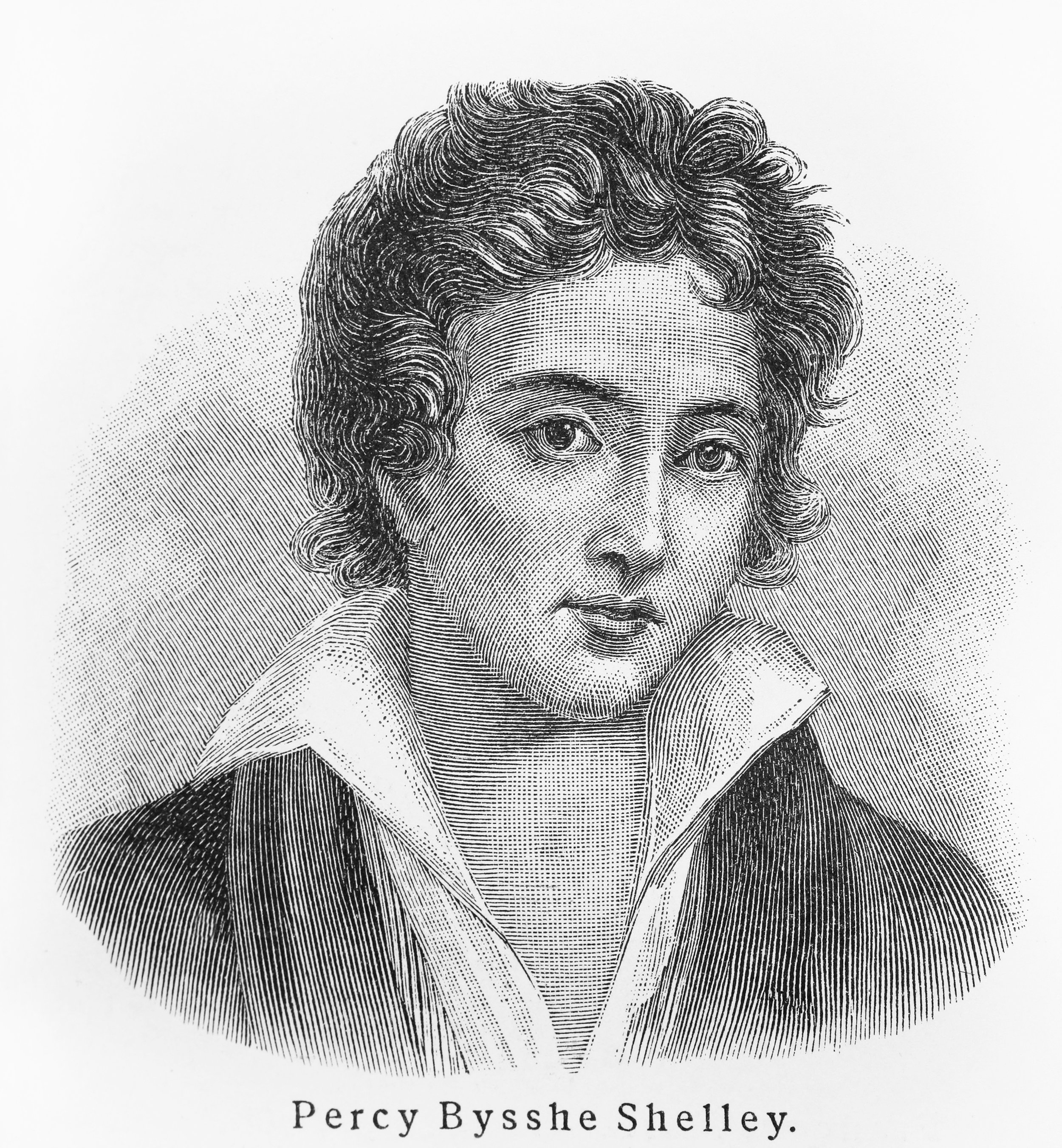 Percy Bysshe Shelley  is a well-known poet of the English Romantic era, who lived from 1792 to 1822.