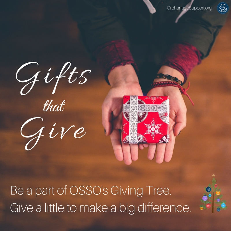 Gifts that Give Fundraiser