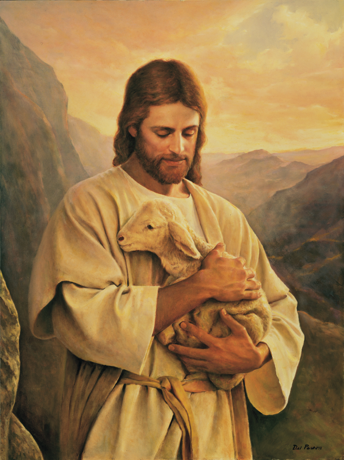 This Christmas remember the love Jesus has for all of his lost sheep.