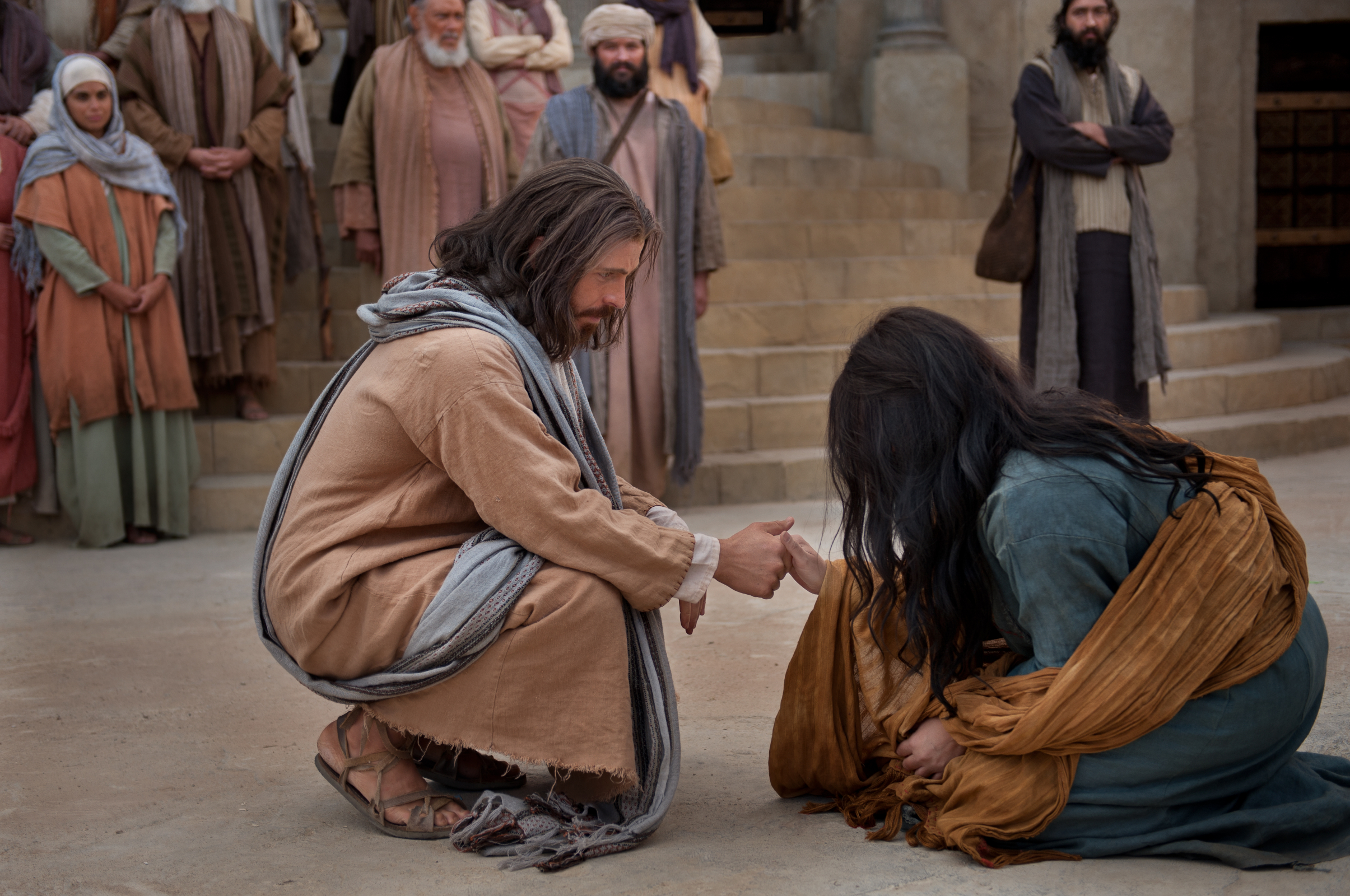 """Read how Jesus forgives and loves even the seemingly """"unforgivable"""" with a Christmas story about an orphan girl."""