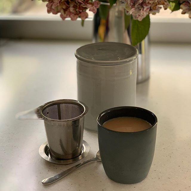 Love this packaging free morning tea ritual 👌🌿