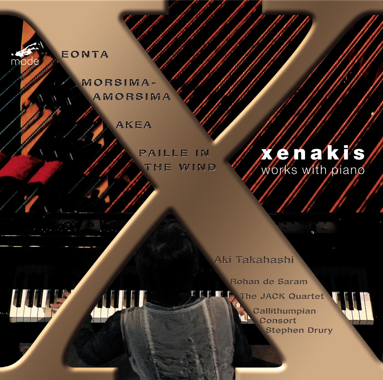 IANNIS XENAKIS   Akéa    MORE INFORMATION