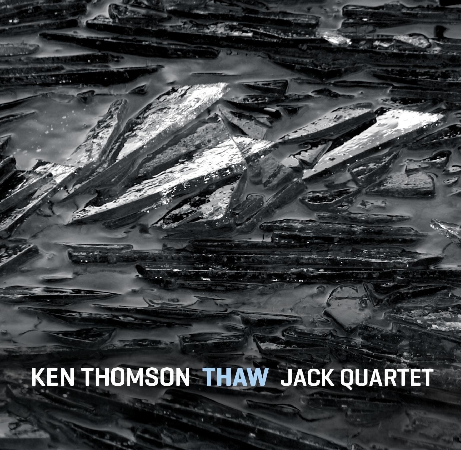 KEN THOMSON   Perpetual Thaw    MORE INFORMATION