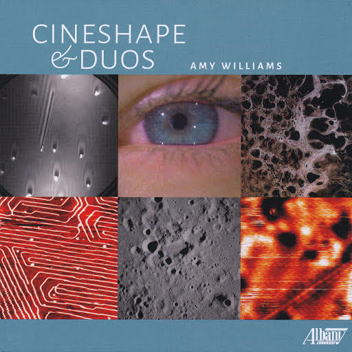 AMY WILLIAMS   Cineshape 5    MORE INFORMATION