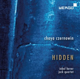 CHAYA CZERNOWIN   Hidden    MORE INFORMATION