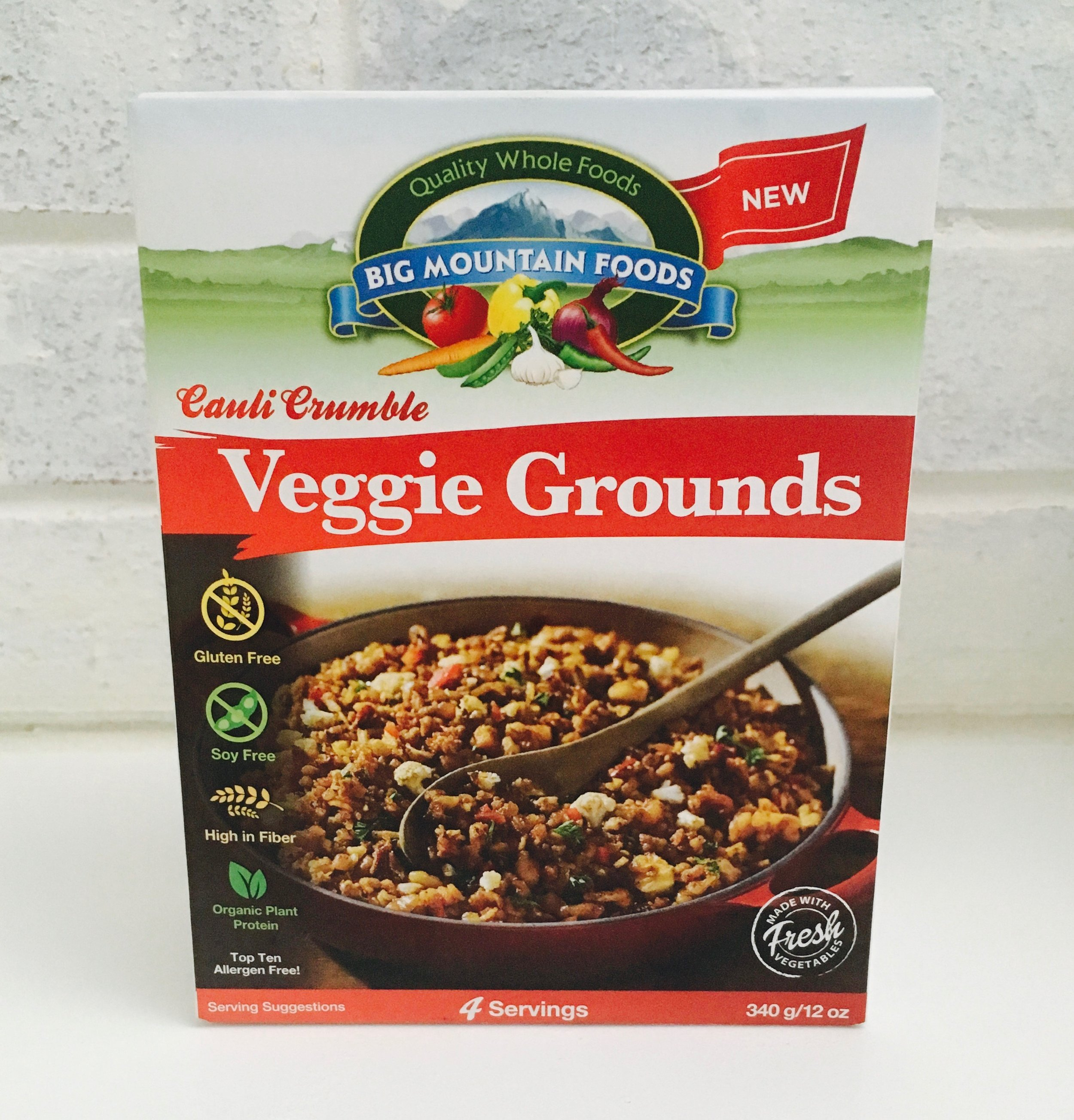 Available at many major grocery stores  www.BigMountainFoods.com