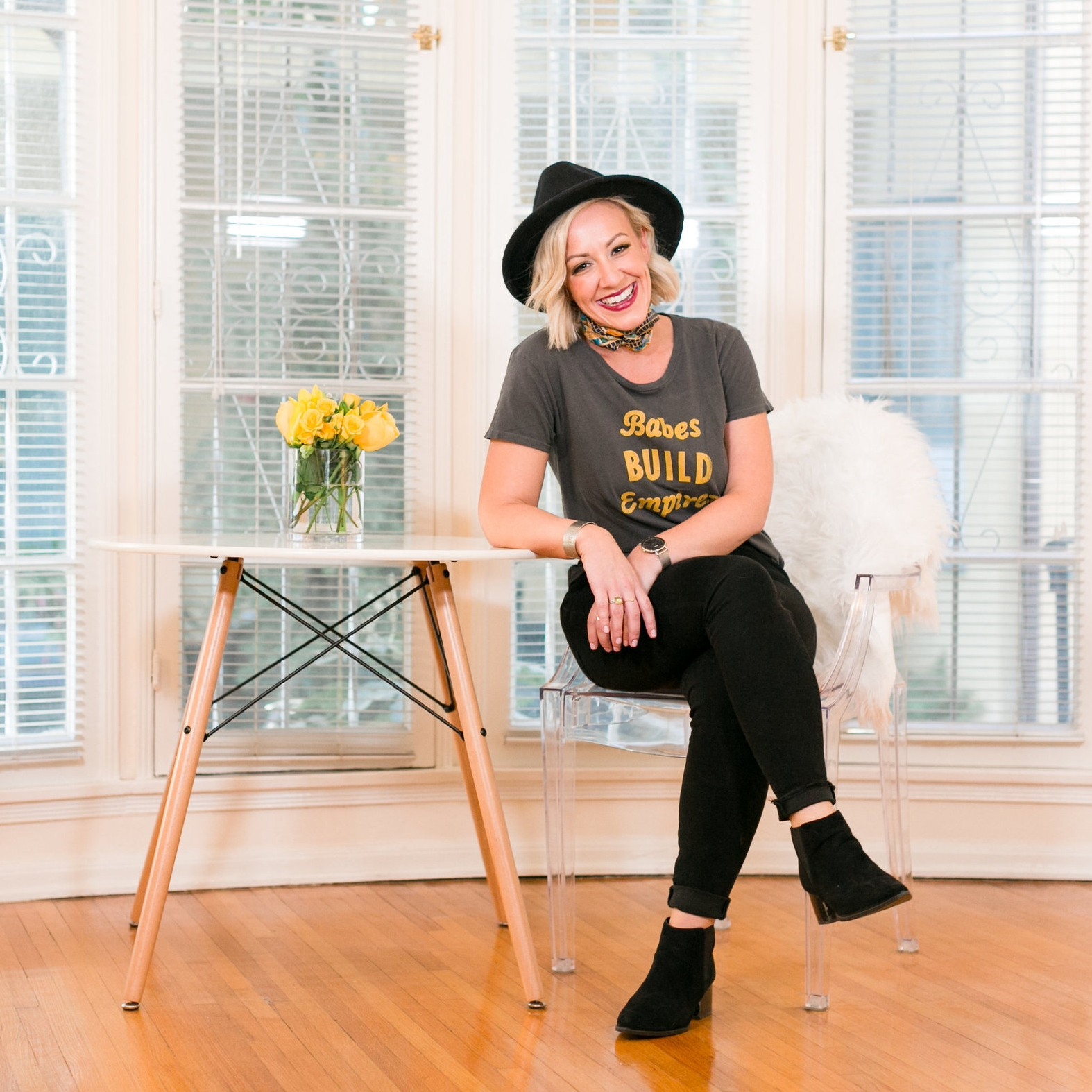 Shayna marks, founder & PriNcipal  Photo by  COURTNEY PAIGE RAY