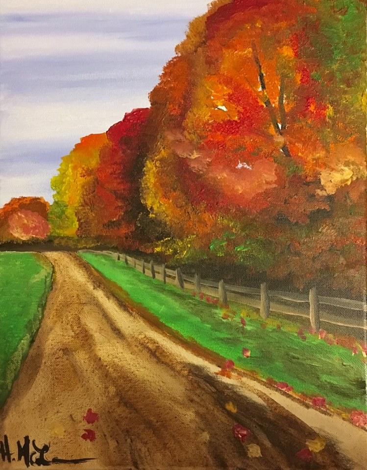 Corks & Canvas - October 6