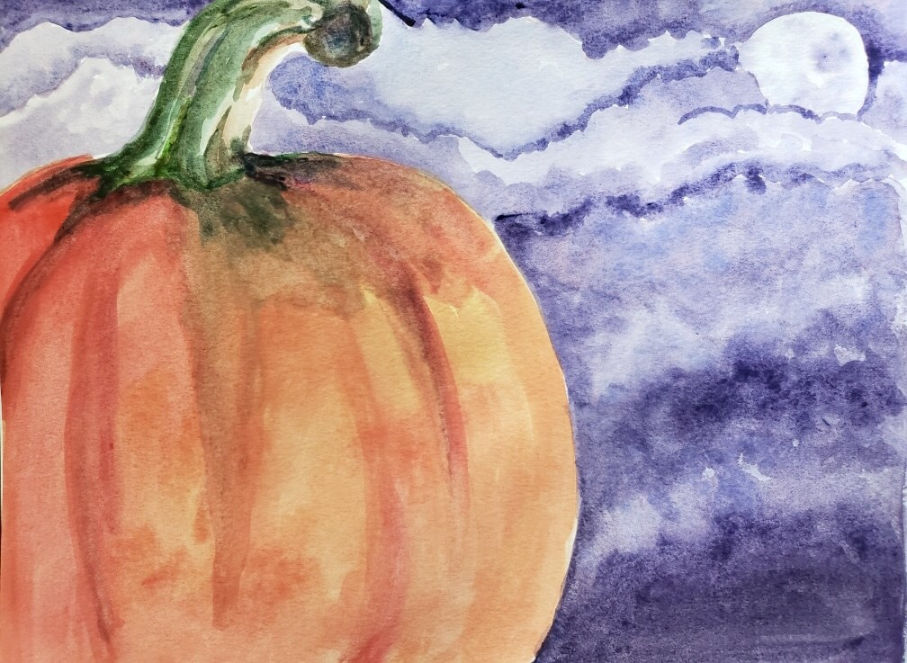 Watercolor & Wine - October 25