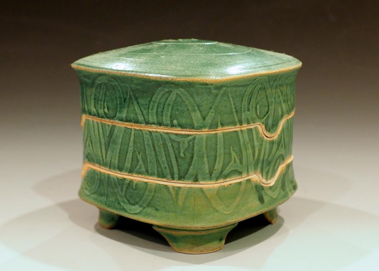 Pottery by John Skelton