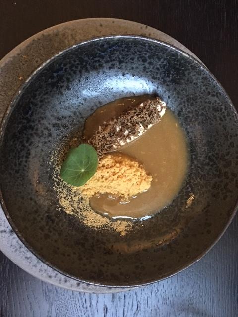 Guineafowl - truffle, leak
