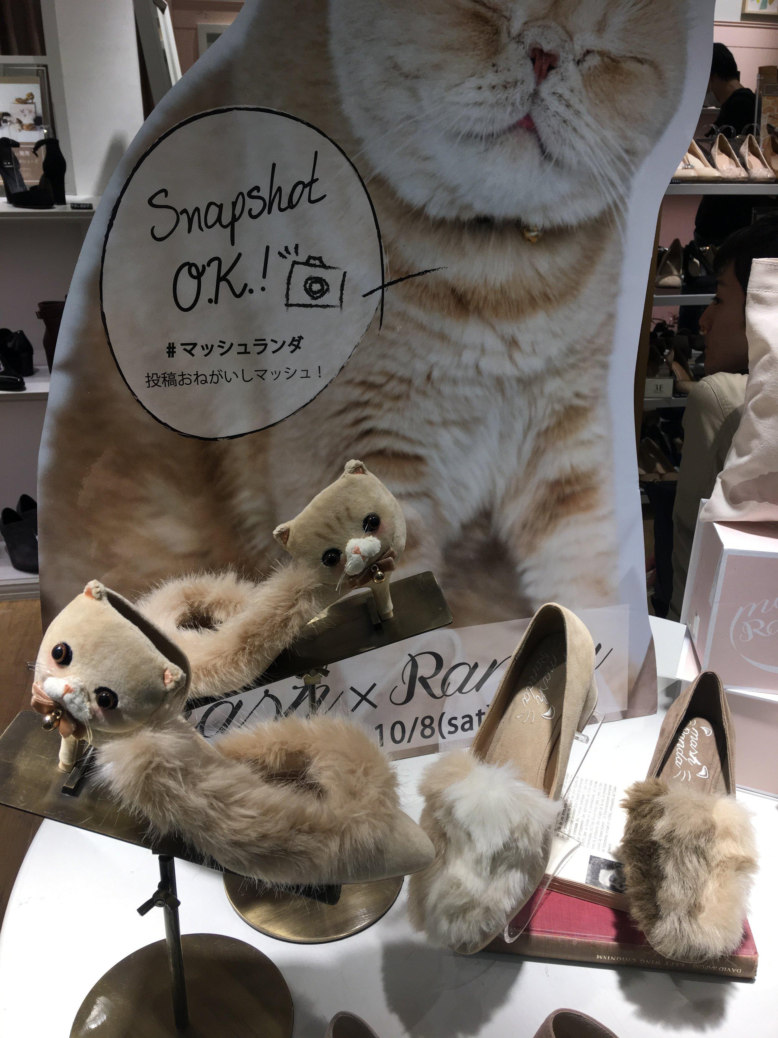 Shopping in Harajuku