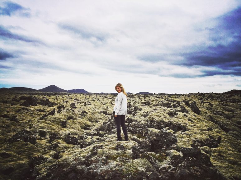 the lava fields outisde the Blue Lagoon entrance are definitely worth a visit
