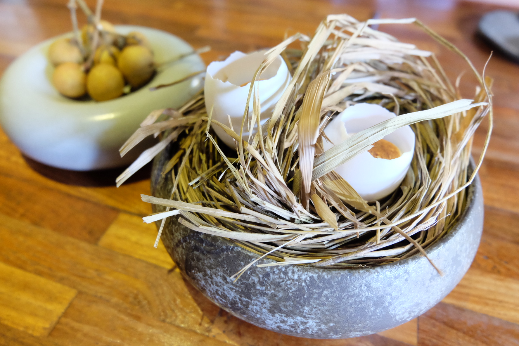 Dessert at Locavore, Ubud