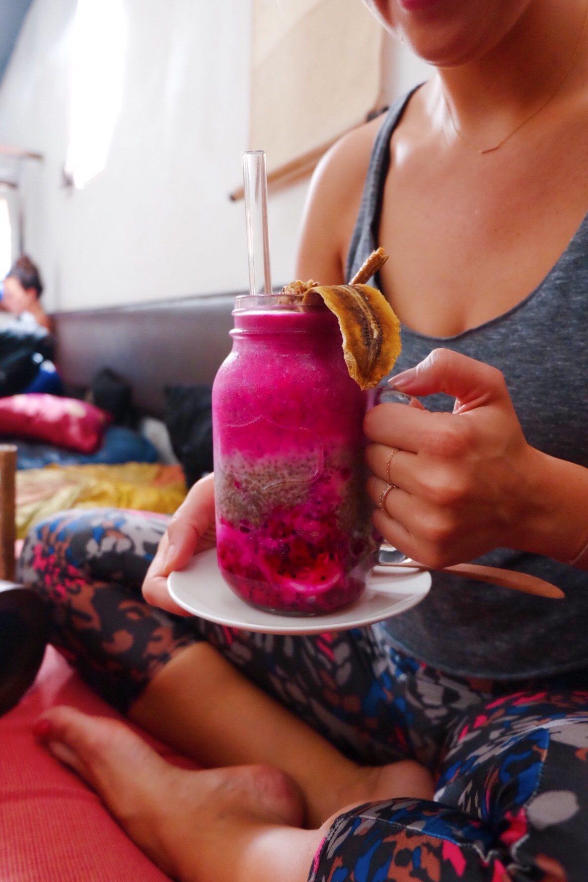 Sol Jar at Seeds of Life, Ubud