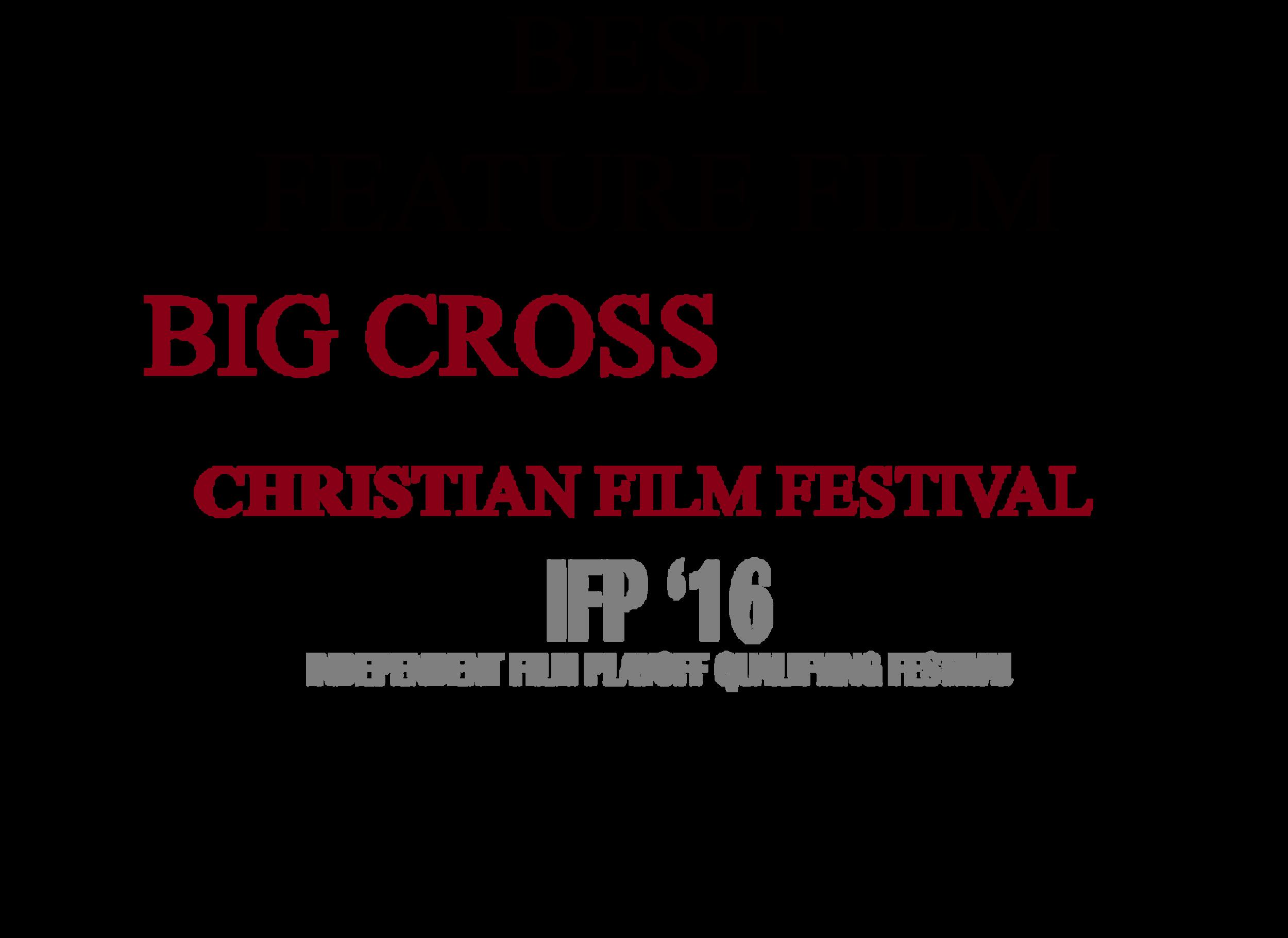 Laurel - WINNER - Best Film - Black Font - Big Cross L.A..PNG