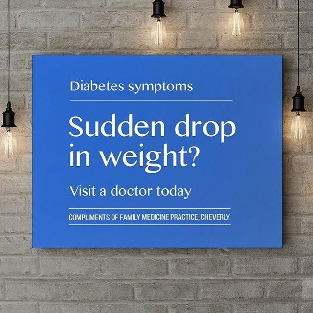 #knowdiabetessymptoms