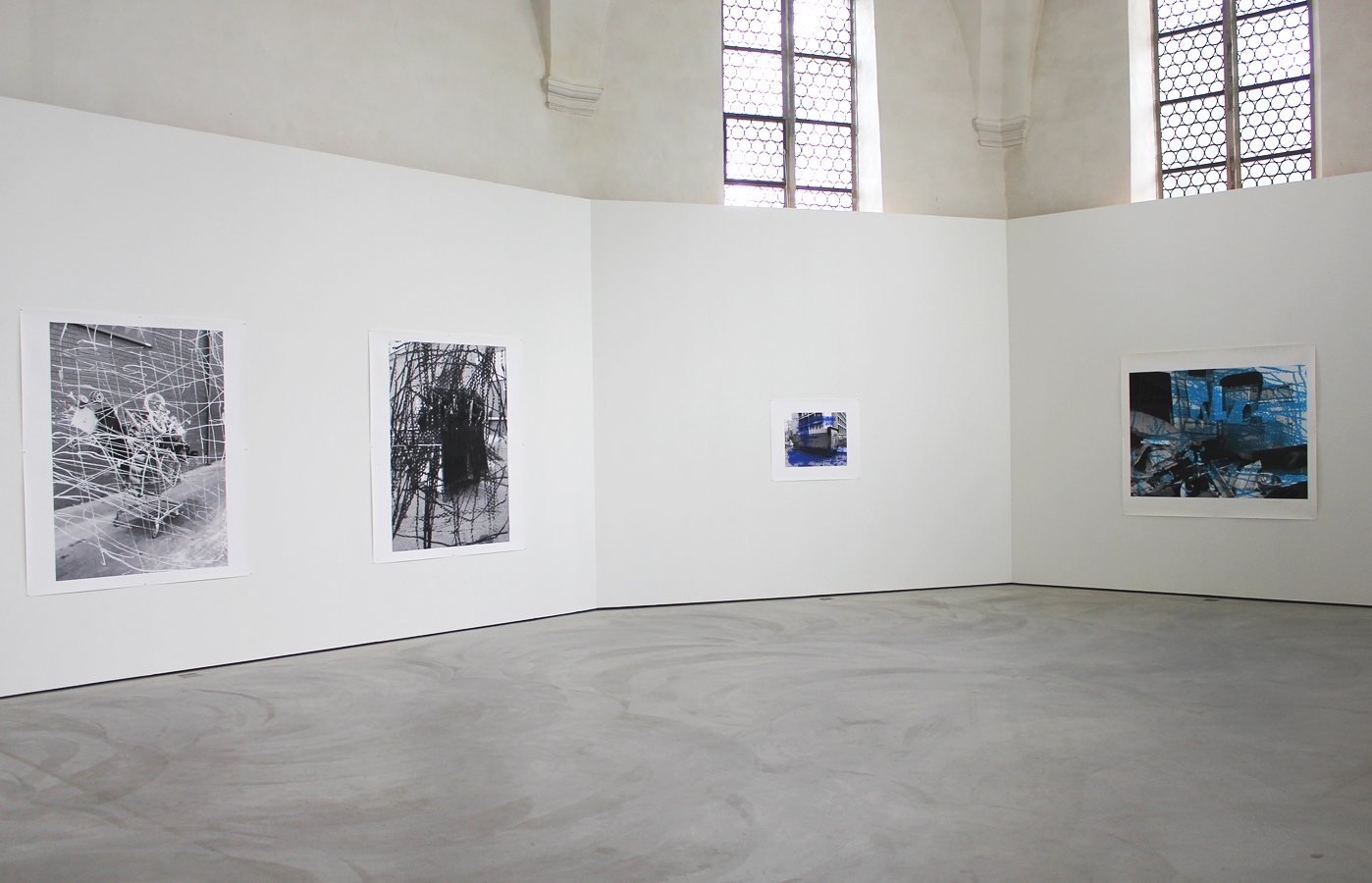 Photo-Prints 2015–2016 Installation view